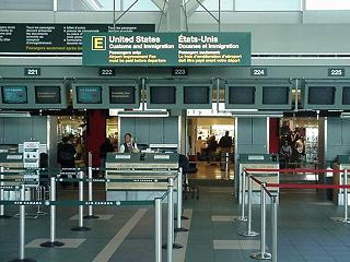 Vancouver Airport (YVR) US Customs